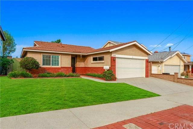 930 W Battery Street, San Pedro, CA 90731 (#SB18274216) :: Naylor Properties