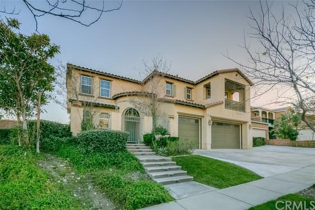 12587 Del Rey Drive, Rancho Cucamonga, CA 91739 (#AR18269955) :: RE/MAX Masters