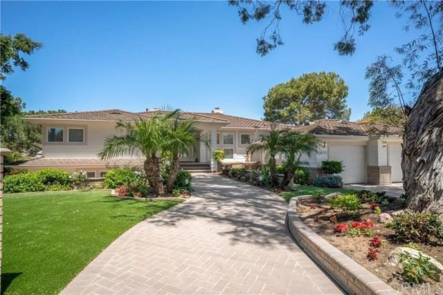 4711 Sugarhill Drive, Rolling Hills Estates, CA 90274 (#SW18272687) :: Millman Team