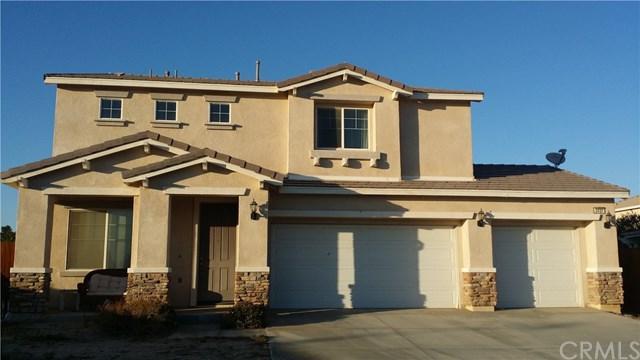 3437 Gemstone Avenue, Rosamond, CA 93560 (#RS18274372) :: RE/MAX Parkside Real Estate