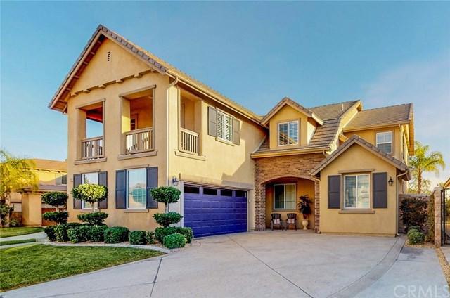 12249 Dry Creek Drive, Rancho Cucamonga, CA 91739 (#CV18273991) :: RE/MAX Masters
