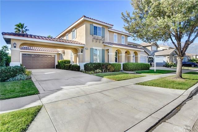 7576 Silverado Trail Place, Rancho Cucamonga, CA 91739 (#IV18274294) :: RE/MAX Masters