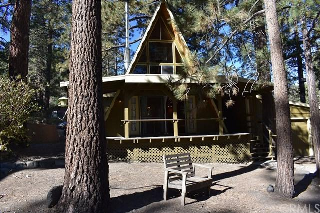 6122 Cardinal Road, Wrightwood, CA 92397 (#IV18273557) :: Fred Sed Group