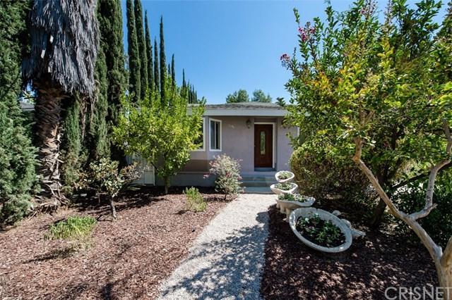 5148 Hesperia Avenue, Encino, CA 91316 (#SR18274508) :: Go Gabby