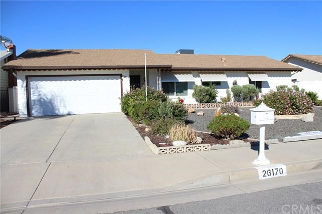 26170 Allentown Drive, Menifee, CA 92586 (#SW18274382) :: RE/MAX Empire Properties