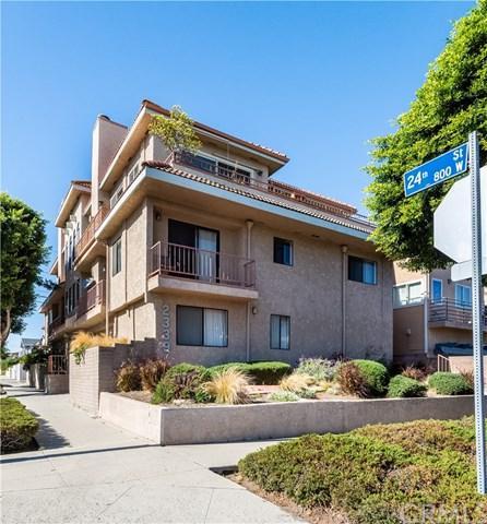 2339 S Cabrillo Avenue C, San Pedro, CA 90731 (#SB18273912) :: Go Gabby
