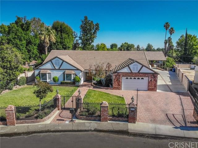 9136 Balcom Avenue, Northridge, CA 91325 (#SR18274568) :: Go Gabby