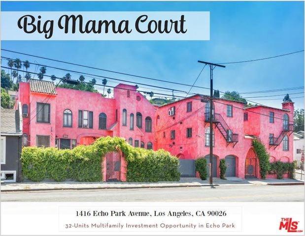1416 Echo Park Avenue, Los Angeles (City), CA 90026 (#18408116) :: Go Gabby