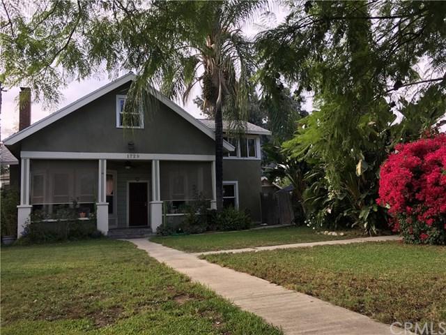 1729 N San Antonio Avenue, Pomona, CA 91767 (#TR18274288) :: Go Gabby