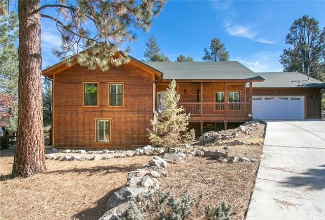 16240 Askin Drive, Pine Mountain Club, CA 93222 (#SR18269610) :: RE/MAX Parkside Real Estate