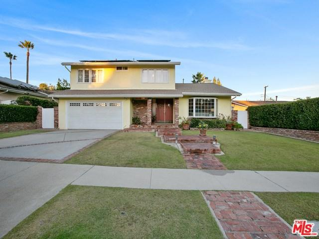 11140 Yolanda Avenue, Northridge, CA 91326 (#18408124) :: Go Gabby