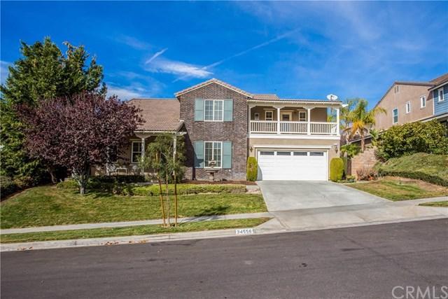34556 Newell Street, Yucaipa, CA 92399 (#EV18273828) :: RE/MAX Empire Properties