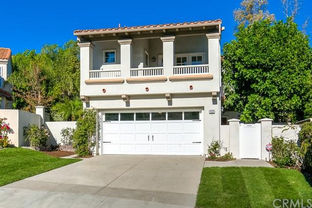 53 Bonita Vista, Lake Forest, CA 92610 (#OC18274995) :: Z Team OC Real Estate