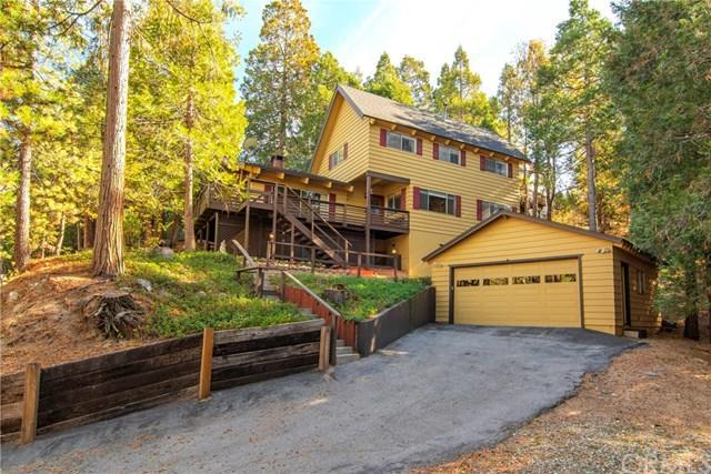 539 Rainier Road, Lake Arrowhead, CA 92352 (#EV18275091) :: Go Gabby