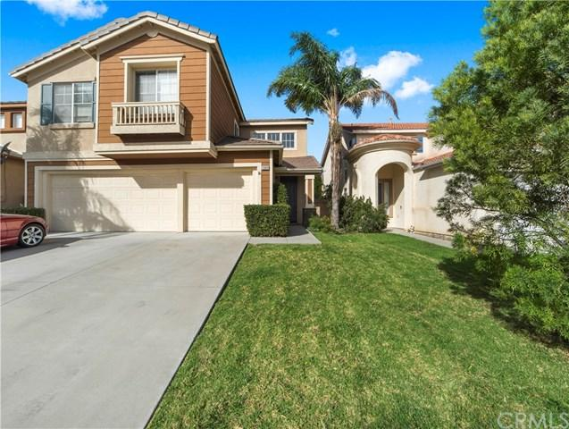 15858 Madelyn Court, Chino Hills, CA 91709 (#IG18274289) :: Go Gabby