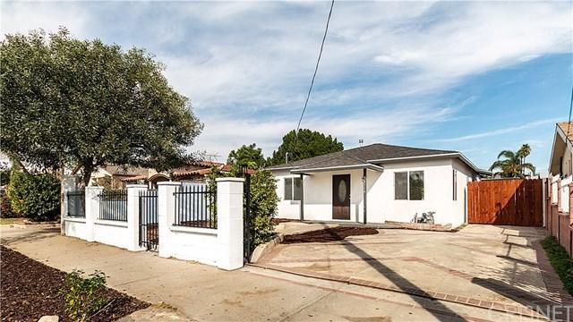 8754 Rincon Avenue, Sun Valley, CA 91352 (#SR18274060) :: Fred Sed Group