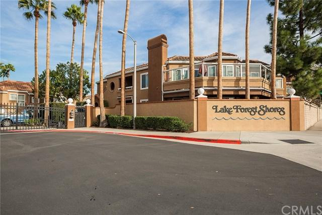 24231 Lake Garden Drive #35, Lake Forest, CA 92630 (#DW18274335) :: Fred Sed Group