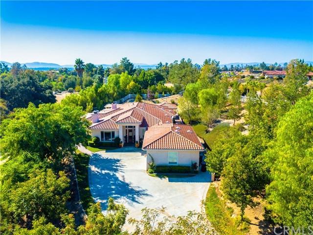 41025 Los Ranchos Circle, Temecula, CA 92592 (#SW18269513) :: Fred Sed Group