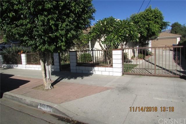 1407 Woodworth Street, San Fernando, CA 91340 (#SR18275102) :: Fred Sed Group