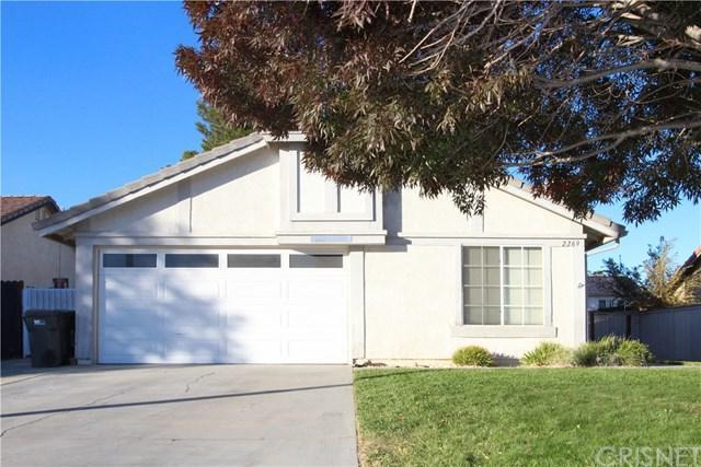 2269 Cimmaron Street, Lancaster, CA 93535 (#SR18273590) :: Go Gabby