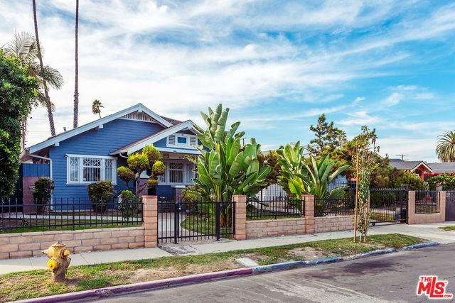 3637 5TH Avenue, Los Angeles (City), CA 90018 (#18406870) :: Go Gabby