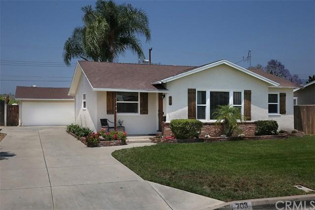 703 Tressy Avenue, Glendora, CA 91740 (#AR18275497) :: Go Gabby
