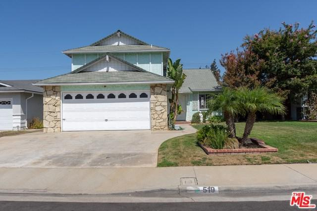 519 E Cassidy Street, Carson, CA 90746 (#18387846) :: Fred Sed Group