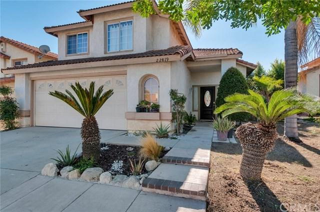 22819 Wimpole Street, Moreno Valley, CA 92553 (#CV18275690) :: The DeBonis Team