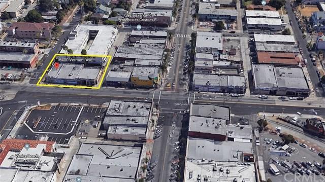 16400-16410 S Vermont Avenue, Gardena, CA 90247 (#SB18275700) :: Fred Sed Group