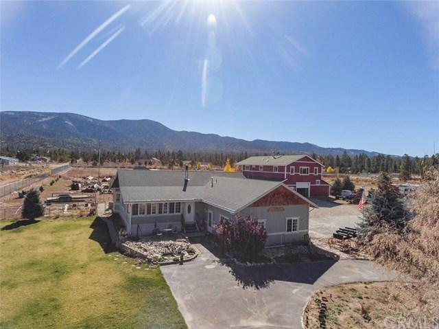 2144 Erwin Ranch Road, Big Bear, CA 92314 (#OC18275762) :: Millman Team