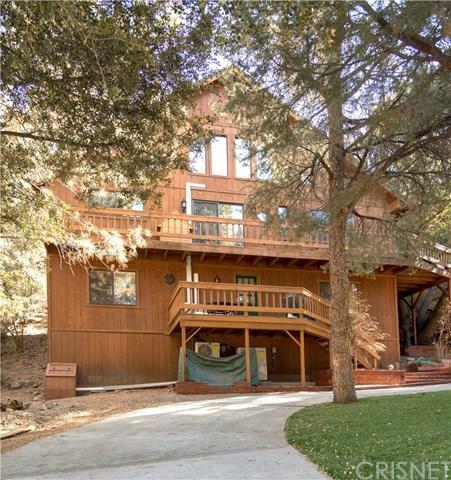 1812 Poplar Way, Pine Mountain Club, CA 93222 (#SR18275829) :: RE/MAX Parkside Real Estate