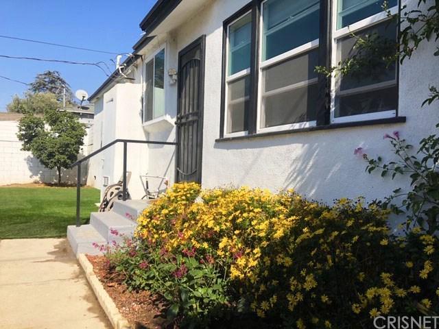6205 Ben Avenue, North Hollywood, CA 91606 (#SR18273752) :: The Parsons Team