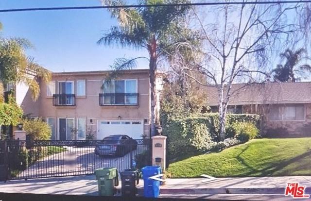 16990 Oak View Drive, Encino, CA 91436 (#18408792) :: Go Gabby