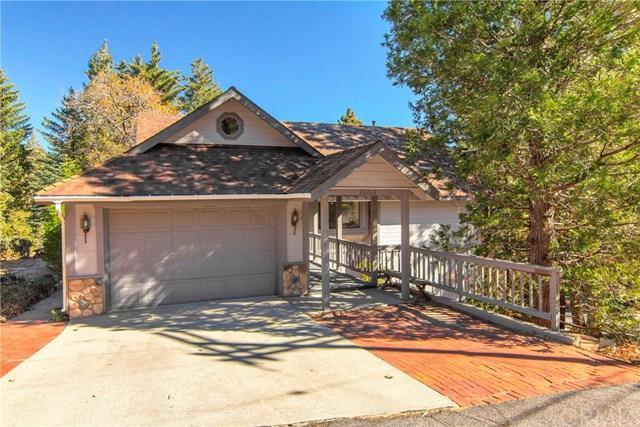 26226 Circle Drive, Lake Arrowhead, CA 92352 (#EV18275939) :: Go Gabby
