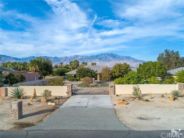34949 Via Josefina, Rancho Mirage, CA 92270 (#218032152DA) :: The DeBonis Team