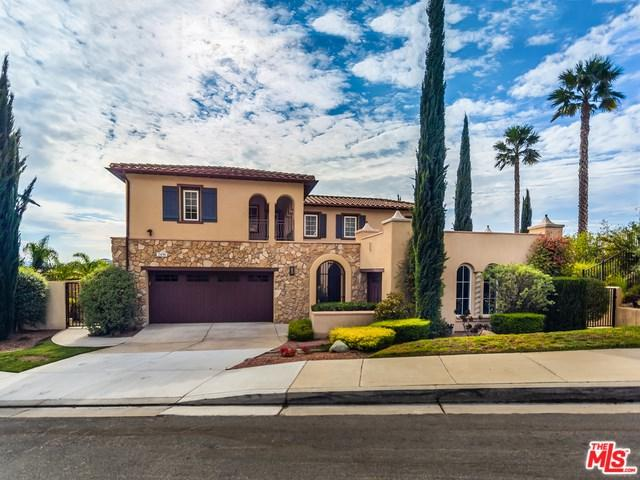 2496 Seacrest Court, Thousand Oaks, CA 91362 (#18408386) :: Fred Sed Group