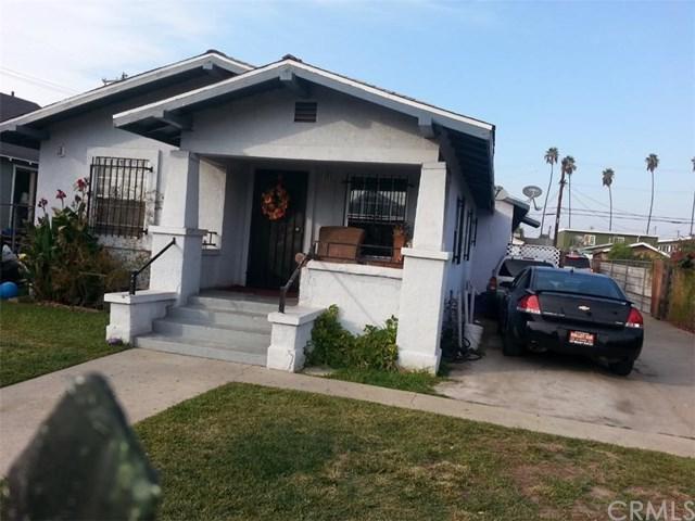 943 81st Street W, Los Angeles (City), CA 90044 (#DW18276193) :: Vogler Feigen Realty