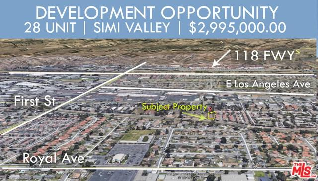 1424 Patricia Avenue, Simi Valley, CA 93065 (#18409094) :: RE/MAX Parkside Real Estate