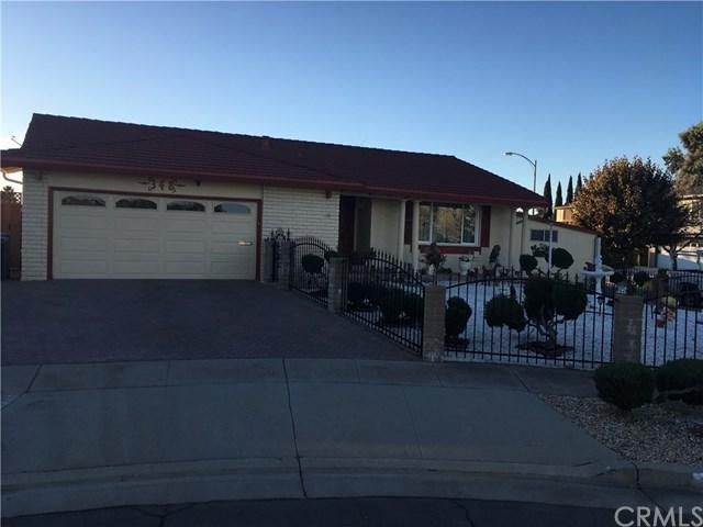 348 Spode Way, San Jose, CA 95123 (#OC18274610) :: Z Team OC Real Estate