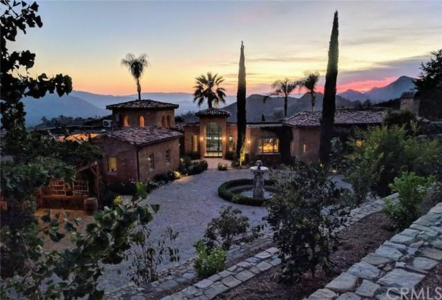 2661 Ladera Road, Ojai, CA 93023 (#SC18276562) :: RE/MAX Parkside Real Estate