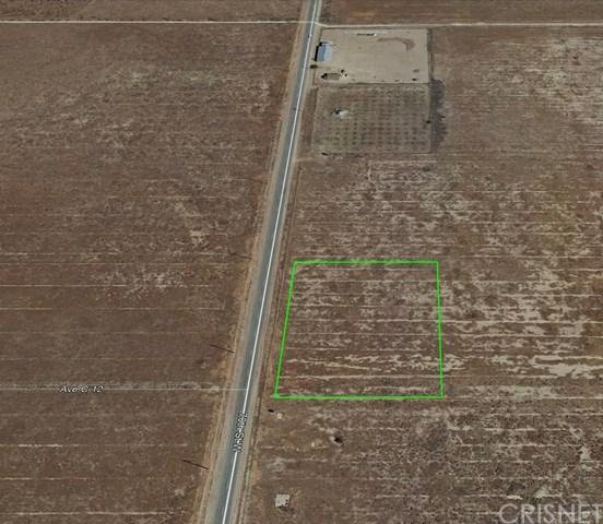 7000 Vac/Cor 70 Stw/Ave C12, Antelope Acres, CA 93536 (#SR18276858) :: Fred Sed Group
