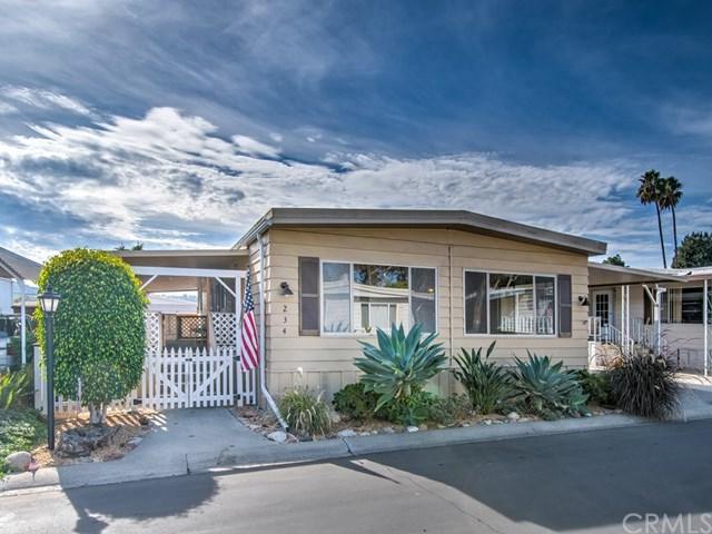 32302 Alipaz #234, San Juan Capistrano, CA 92675 (#OC18277077) :: Berkshire Hathaway Home Services California Properties