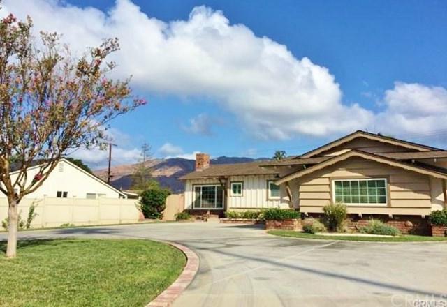 943 E Foothill Boulevard, Glendora, CA 91741 (#AR18276824) :: Mainstreet Realtors®