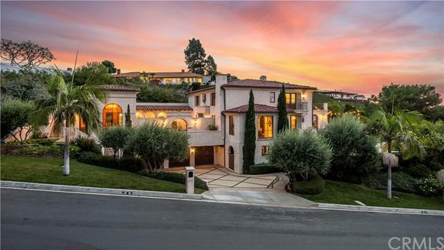 2730 Via Victoria, Palos Verdes Estates, CA 90274 (#PV18277250) :: Millman Team