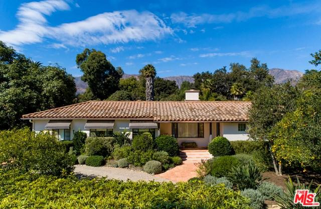1544 San Leandro Lane, Montecito, CA 93108 (#18409454) :: Fred Sed Group