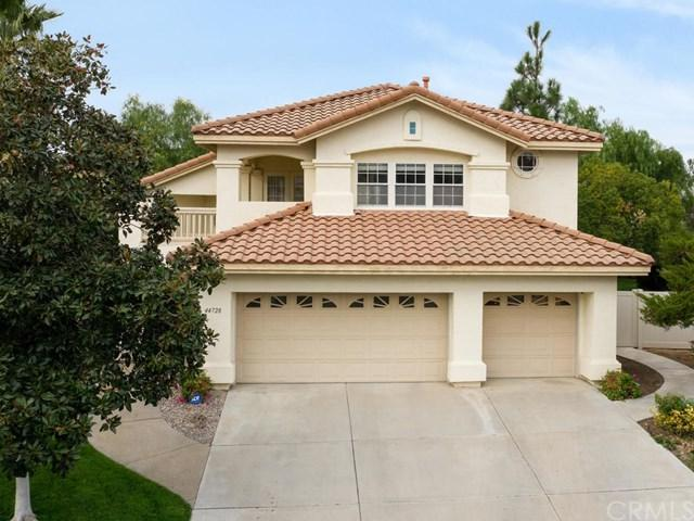 44728 Corte Valencia, Temecula, CA 92592 (#SW18277031) :: California Realty Experts