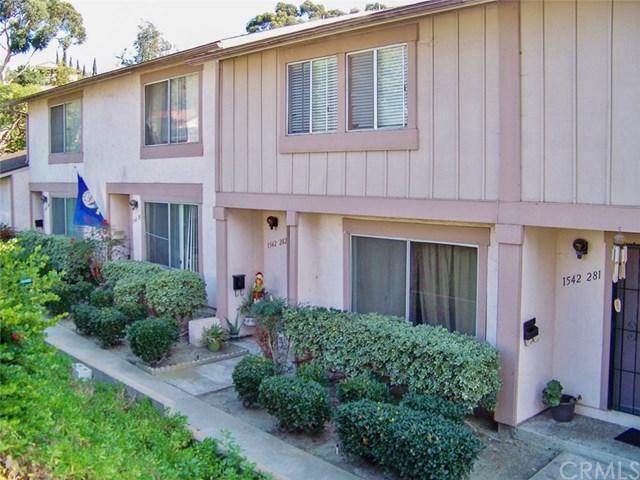 1542 Sonora Drive #282, Chula Vista, CA 91911 (#PW18277534) :: Brad Feldman Group