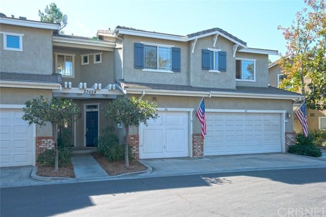 23624 Big Horn #46, Valencia, CA 91354 (#SR18277807) :: Impact Real Estate