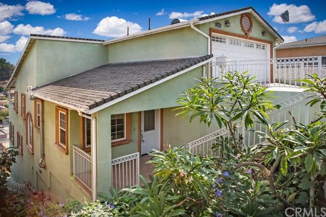 1226 N Bonnie Beach Place, City Terrace, CA 90063 (#AR18278454) :: Fred Sed Group
