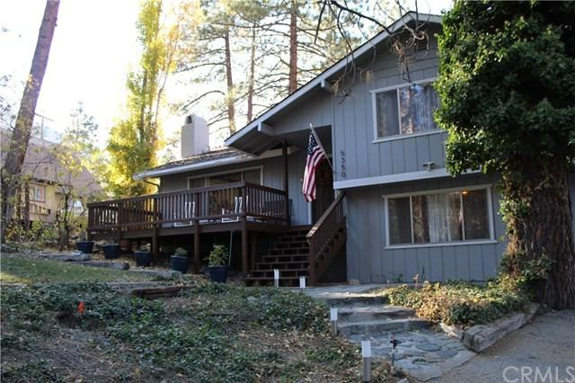 5350 Orchard Drive, Wrightwood, CA 92397 (#IV18278095) :: Fred Sed Group